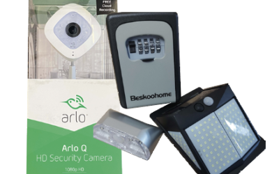 Home Security  For all deaf and hard of hearing women
